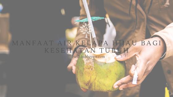 manfaat kelapa ijo