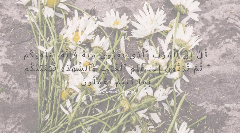 ayat quran tentang kematian itu pasti