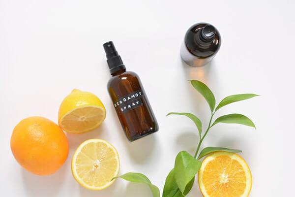 Semprotkan Air Jeruk Lemon