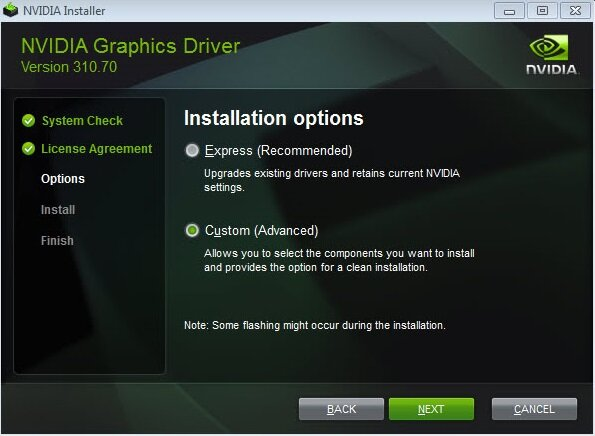Cara Mengatasi Nvidia Display Setting Are Not Available
